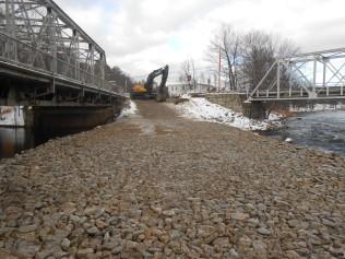 2015 Causeway Construction Begins