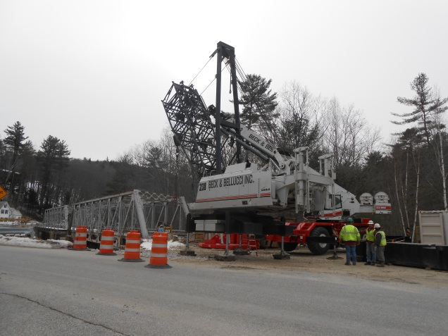 2016 Bridge Removal