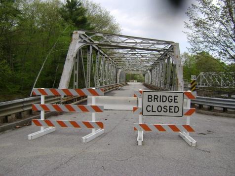 Spring 2008 Bridge Inspection
