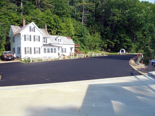 Eastern Approach Paving Complete
